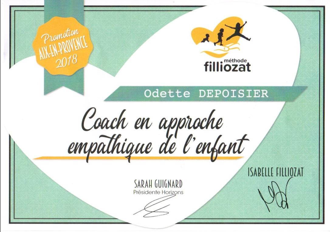 certificat coach126